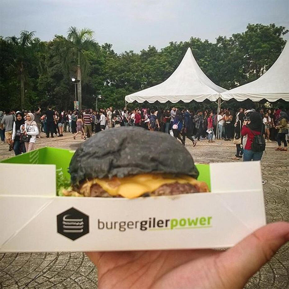 BurgerGilerPower Food Truck
