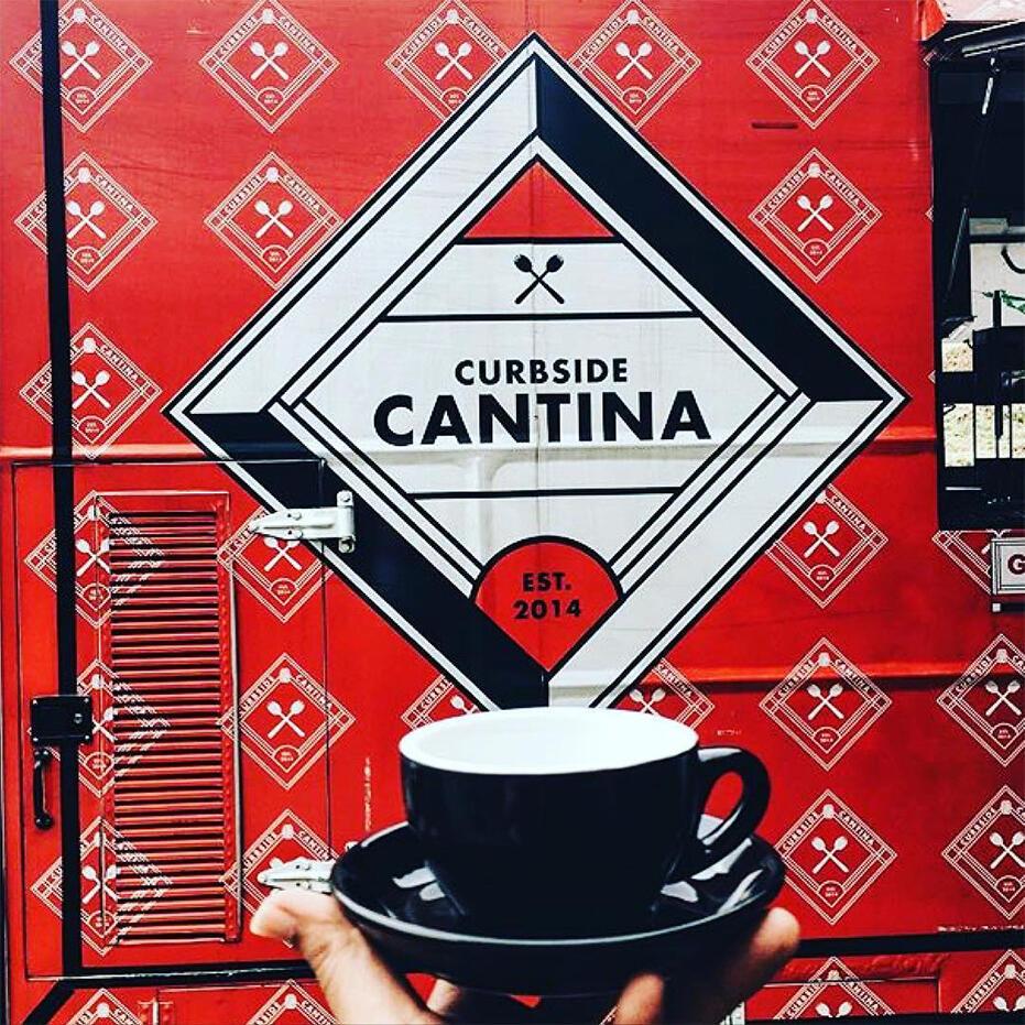Curbside Cantina Food Truck KinkyBlueFairy