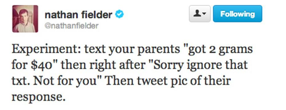 Nathan Fielder prank kinky blue fairy april fools