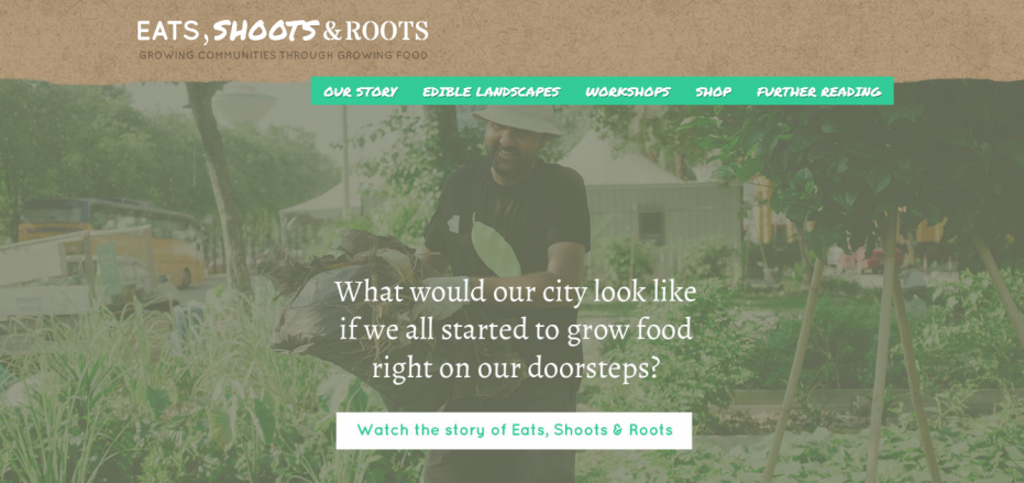 Eats, Shoots and Roots
