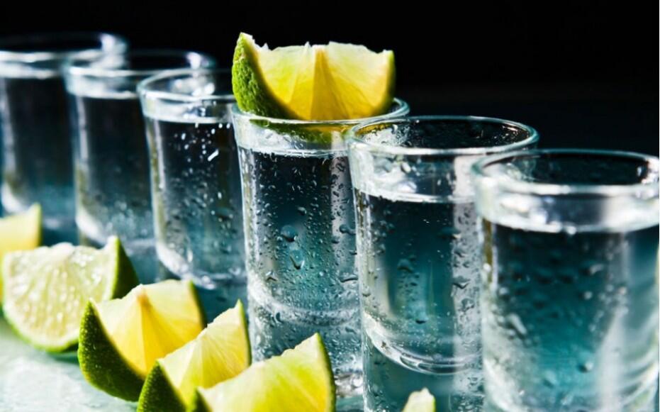 Tequilla-shots