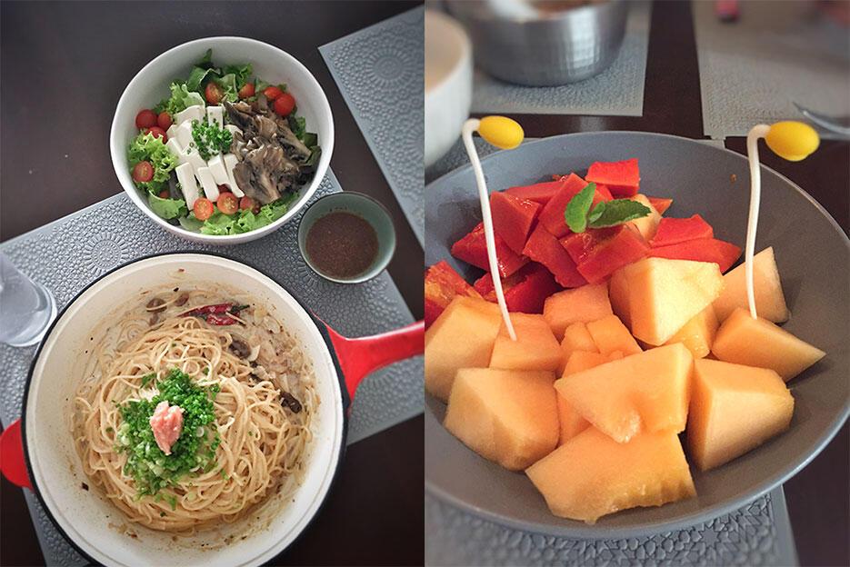 food-malaysia-19-casa-fairy-mentai-pasta-fruits