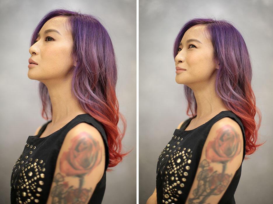 by-Ikwan-Hamid---Joyce-Wong-centro-hair-salon-malaysia-5-purple-red-hair-unicorn