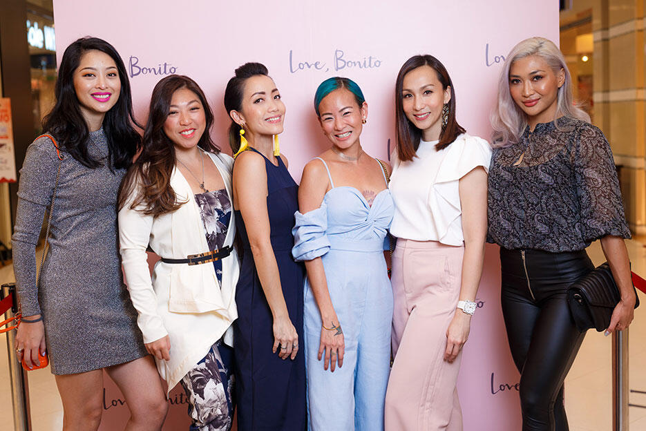love-bonito-paradigm-mall-store-launch-sarah-lian-linora-low-serena-c-joyce-wong-belinda-chee-nana-al-haleq