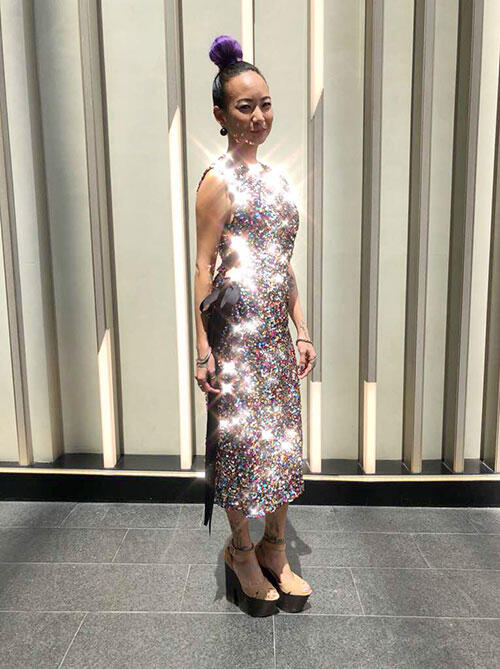 klfw-2018-kl-fashion-week-maarimaia-8-joyce-wong-sparkle-glitter-dress