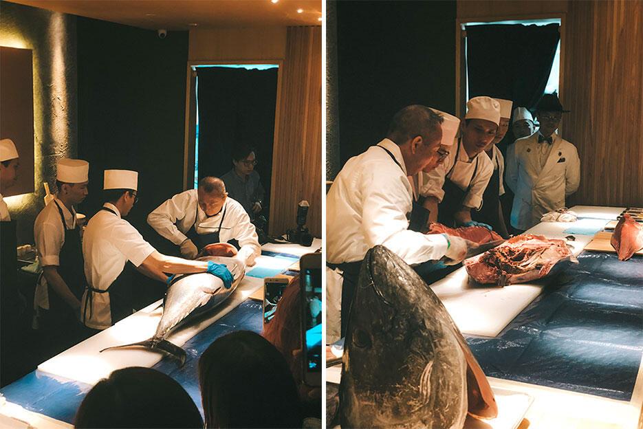 sushi-ryu-8-chutoro-tuna-entrance-launch-event-platinum-park-kuala-lumpur-malaysia-private-room